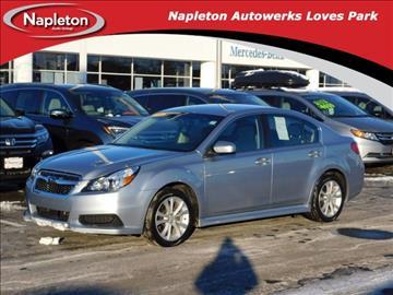 2014 Subaru Legacy for sale in Loves Park, IL