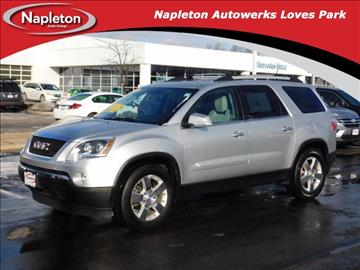 2012 GMC Acadia for sale in Loves Park, IL