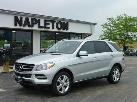 2014 Mercedes-Benz M-Class for sale in Bourbonnais IL