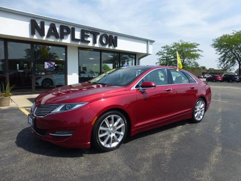 2014 Lincoln MKZ for sale in Bourbonnais, IL