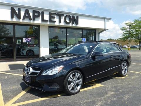 2014 Mercedes-Benz E-Class for sale in Bourbonnais, IL