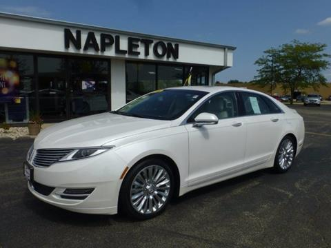 2016 Lincoln MKZ for sale in Bourbonnais IL
