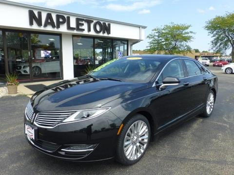 2015 Lincoln MKZ for sale in Bourbonnais IL