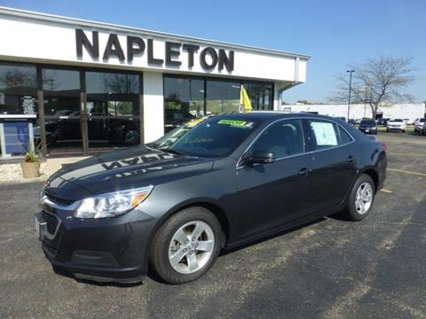 2015 Chevrolet Malibu for sale in Bourbonnais IL