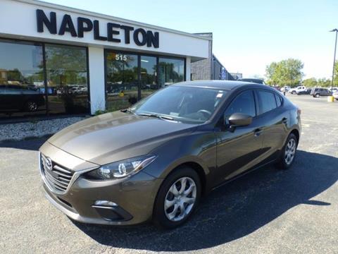 2014 Mazda MAZDA3 for sale in Bourbonnais, IL