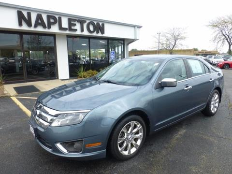 2012 Ford Fusion for sale in Bourbonnais, IL