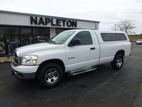 2008 Dodge Ram Pickup 1500 for sale in Bourbonnais, IL