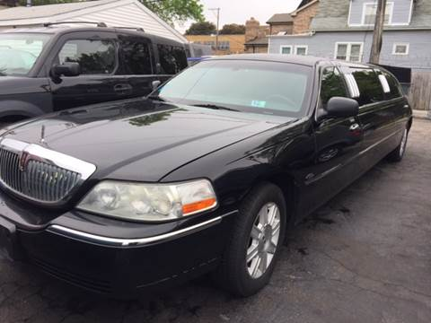 2007 Lincoln Town Car for sale in Chicago IL