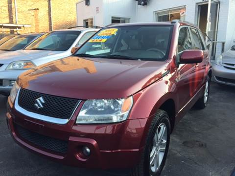 2008 Suzuki Grand Vitara for sale in Chicago IL