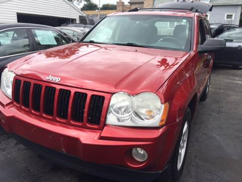 2005 Jeep Grand Cherokee for sale in Chicago IL