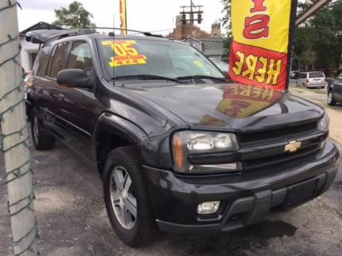 2005 Chevrolet TrailBlazer EXT for sale in Chicago IL