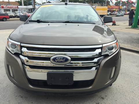 2013 Ford Edge for sale in Chicago IL