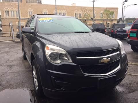 2011 Chevrolet Equinox for sale in Chicago IL