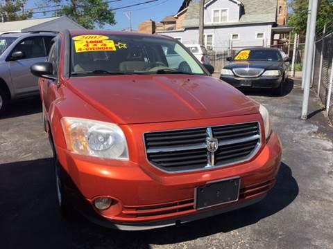2007 Dodge Caliber for sale at Jeff Auto Sales INC in Chicago IL