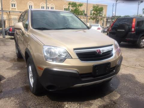 2008 Saturn Vue for sale at Jeff Auto Sales INC in Chicago IL