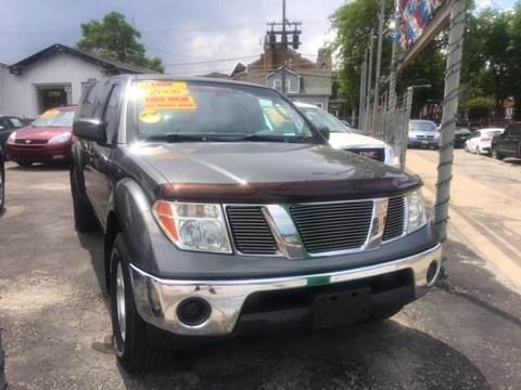 2006 Nissan Frontier for sale at Jeff Auto Sales INC in Chicago IL