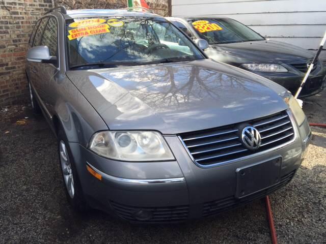 2004 Volkswagen Passat for sale at Jeff Auto Sales INC in Chicago IL