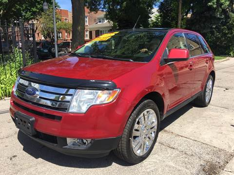 2008 Ford Edge for sale at Jeff Auto Sales INC in Chicago IL
