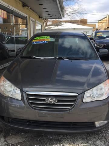 2008 Hyundai Elantra for sale at Jeff Auto Sales INC in Chicago IL