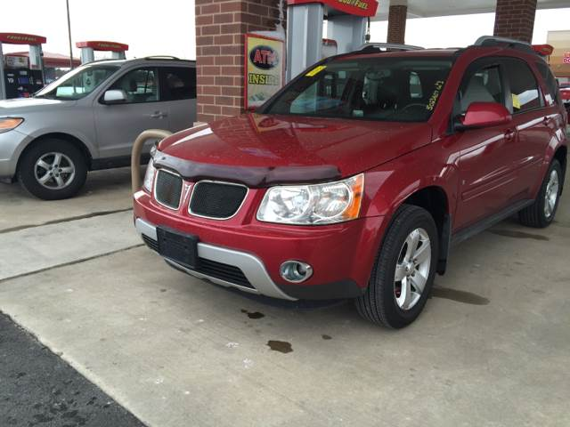 2006 Pontiac Torrent for sale at Jeff Auto Sales INC in Chicago IL