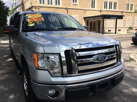 2011 Ford F-150 for sale at Jeff Auto Sales INC in Chicago IL