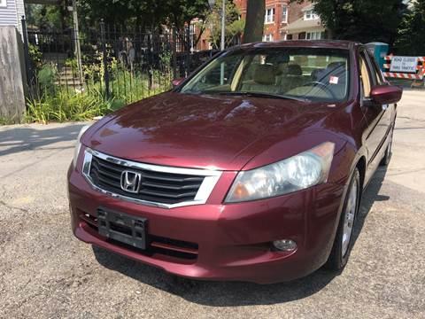 2008 Honda Accord for sale at Jeff Auto Sales INC in Chicago IL