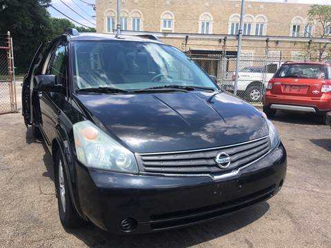 2007 Nissan Quest for sale at Jeff Auto Sales INC in Chicago IL