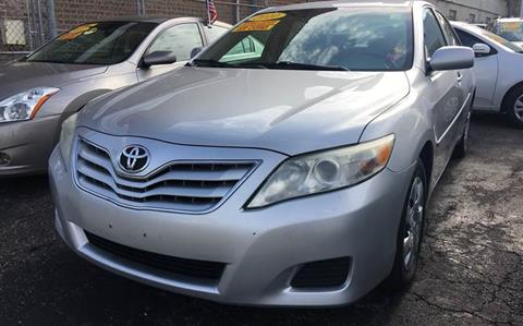 2010 Toyota Camry for sale at Jeff Auto Sales INC in Chicago IL
