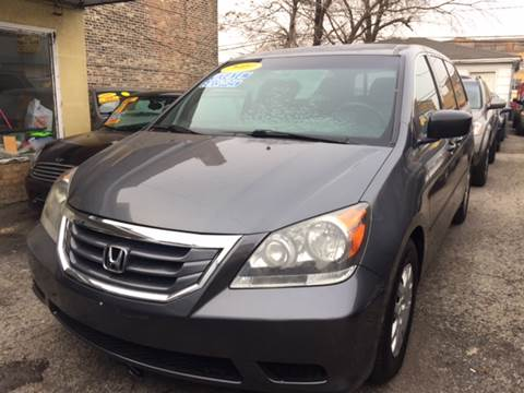 2010 Honda Odyssey for sale in Chicago, IL