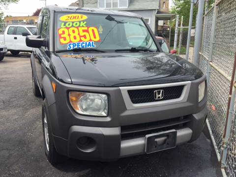 2003 Honda Element for sale in Chicago IL