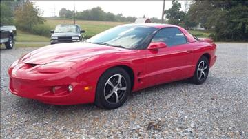 2000 Pontiac Firebird for sale in Farmington, KY