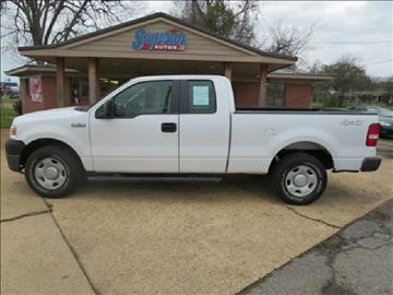 2008 Ford F-150 for sale in Tuscaloosa, AL