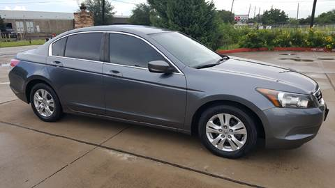 2010 Honda Accord for sale in Sugar Land, TX