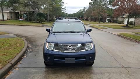 2006 Nissan Pathfinder for sale in Sugar Land, TX