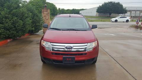 2009 Ford Edge for sale in Sugar Land, TX