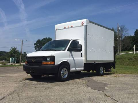 2014 Chevrolet Express Cutaway for sale in Washington, PA