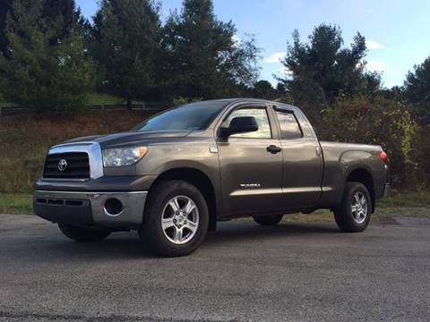 2007 Toyota Tundra for sale in Washington PA