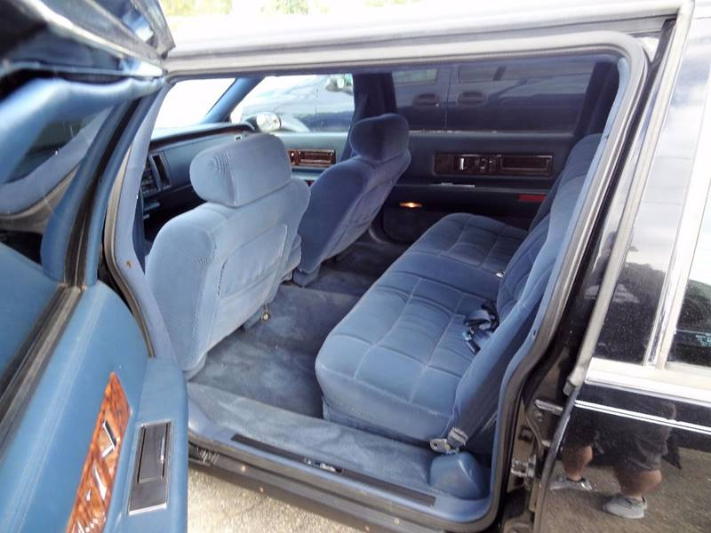 1993 Cadillac Fleetwood 4dr Sedan - Nashua NH