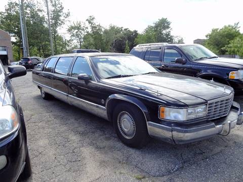 1993 Cadillac Fleetwood for sale in Nashua, NH