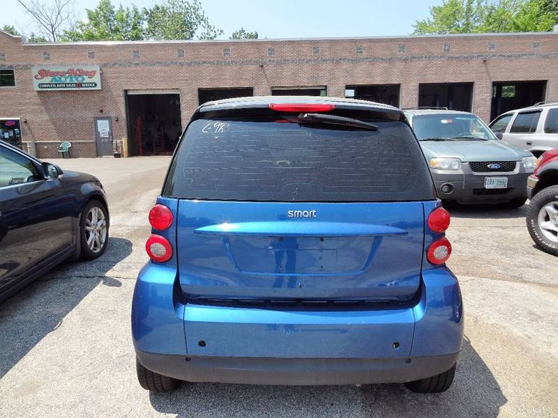 2008 Smart fortwo pure 2dr Hatchback - Nashua NH