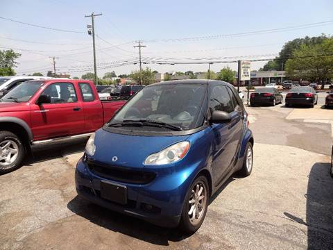 2008 Smart fortwo for sale in Nashua, NH