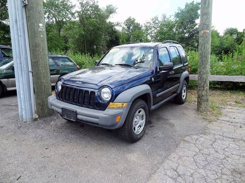 2005 Jeep Liberty for sale in Nashua, NH