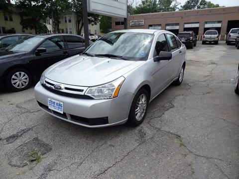 2011 Ford Focus for sale in Nashua, NH