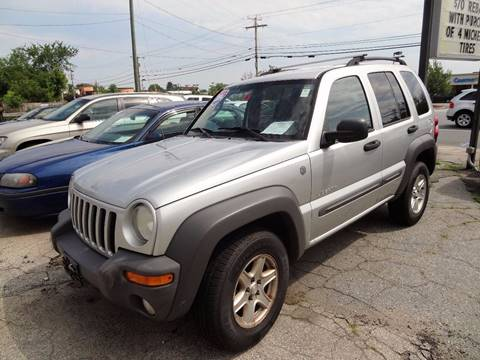 2004 Jeep Liberty for sale in Nashua, NH