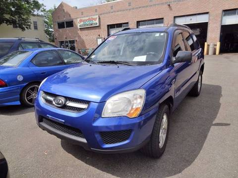 2009 Kia Sportage for sale in Nashua, NH