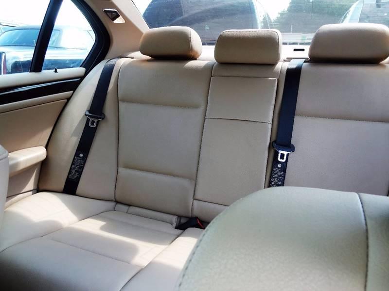 2003 BMW 3 Series AWD 325xi 4dr Sedan - Nashua NH