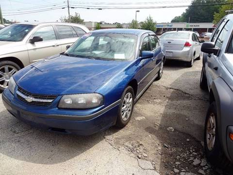 2005 Chevrolet Impala for sale in Nashua, NH