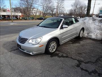 2008 Chrysler Sebring for sale in Nashua, NH