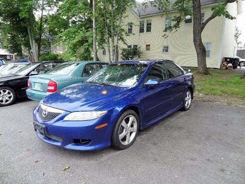 2003 Mazda MAZDA6 for sale in Nashua, NH