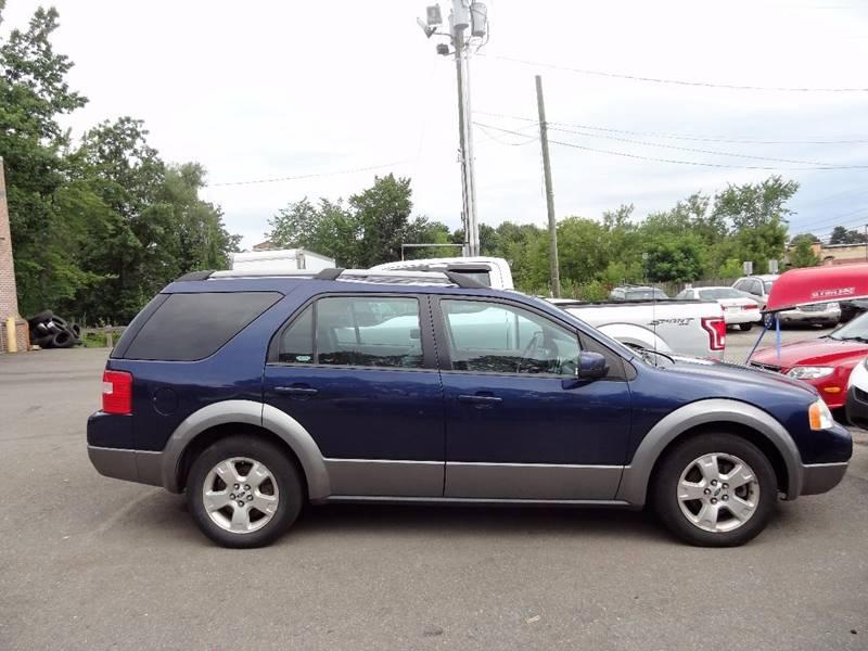 2005 Ford Freestyle AWD SEL 4dr Wagon - Nashua NH